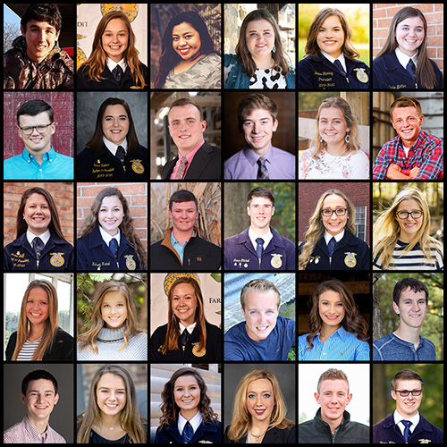 2020 FCI Agriculture Scholars