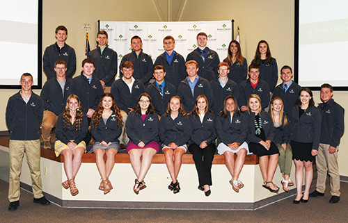 2018 Farm Credit Scholars