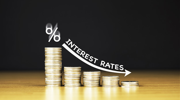 Lower interest rates
